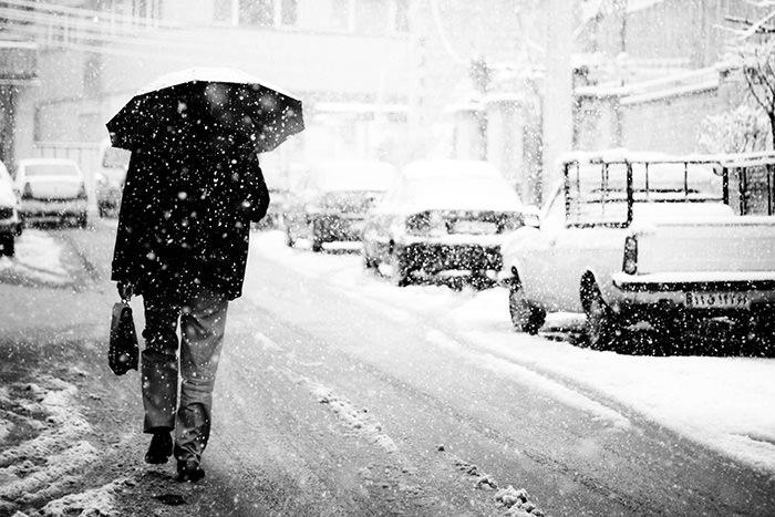 ایران زمستانی